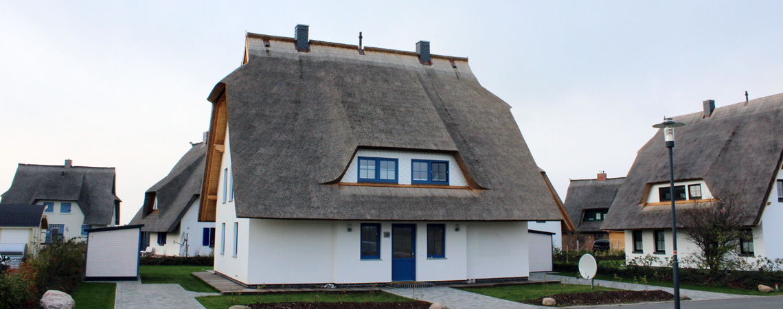 Ferienhaus Ostseebrandung